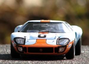 Spark Models _ Ford GT40 MKI