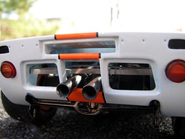 Spark Models _ Ford GT40 MKI10
