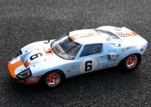 Spark Models _ Ford GT40 MKI11