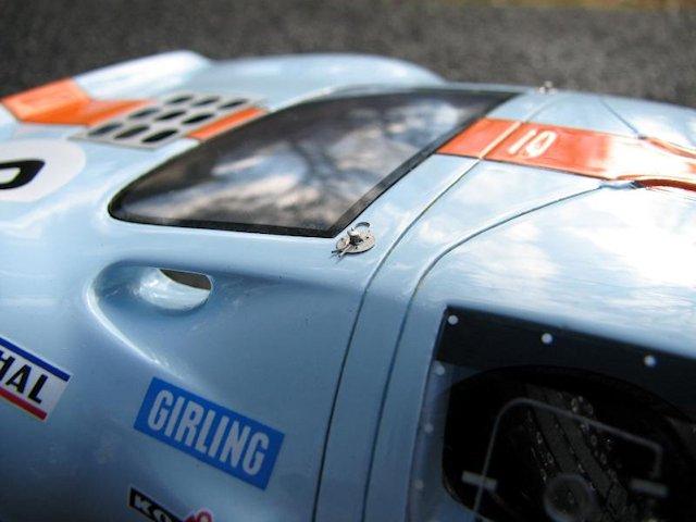 Spark Models _ Ford GT40 MKI8
