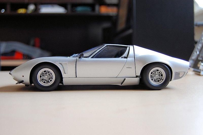 Review Kyosho Lamborghini Miura Jota Svj Diecastsociety Com