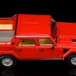 Founder of LAMBOdiecast.com, the Lamborghini scale car collection