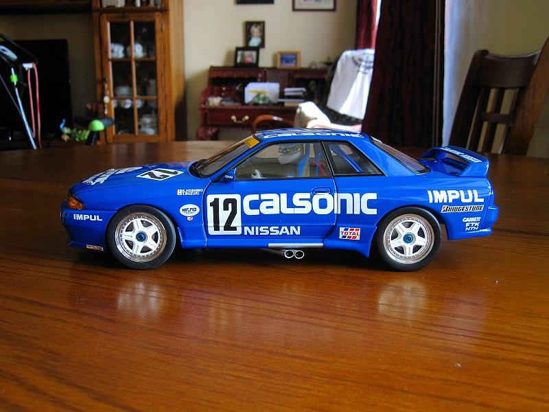 Nissan Skyline GT-R R32 Group A 1990 Calsonic10
