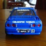 Nissan Skyline GT-R R32 Group A 1990 Calsonic12