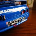 Nissan Skyline GT-R R32 Group A 1990 Calsonic13