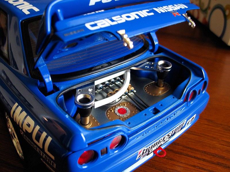 Nissan Skyline GT-R R32 Group A 1990 Calsonic14