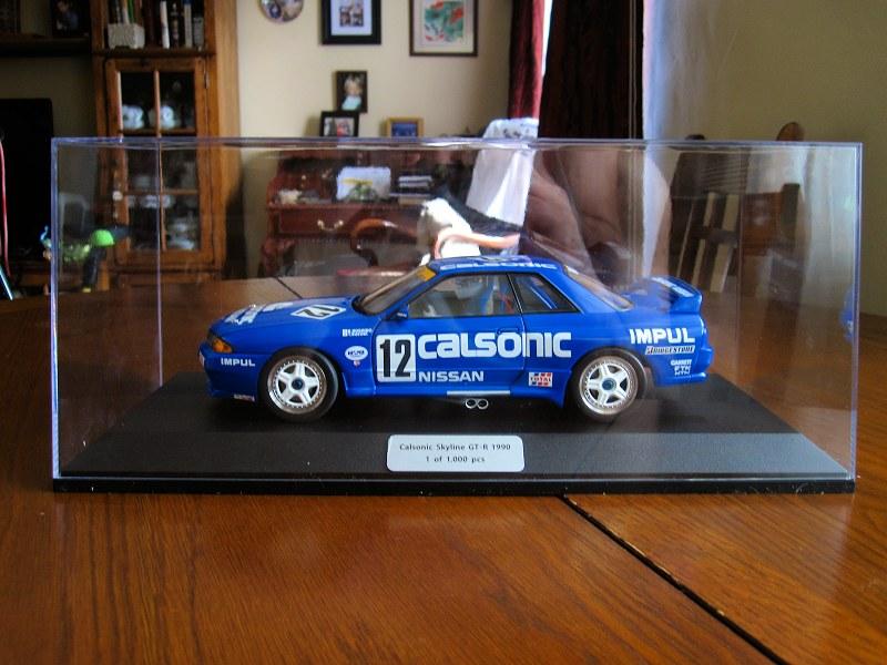 Nissan Skyline GT-R R32 Group A 1990 Calsonic3