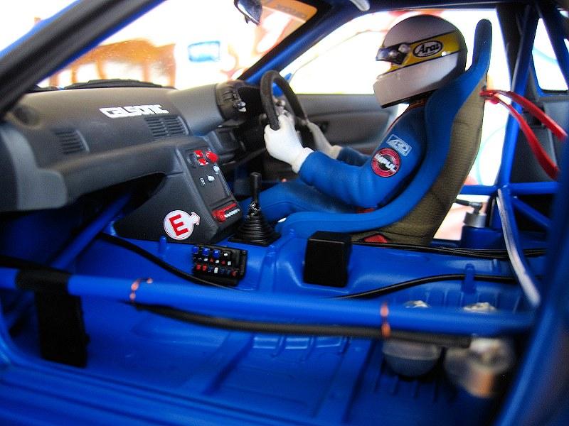 Nissan Skyline GT-R R32 Group A 1990 Calsonic9
