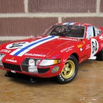 kyosho_Ferrari 365 GTB4_1977 Daytona