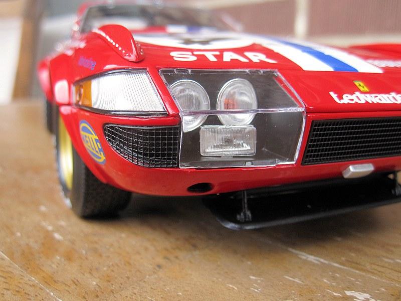 kyosho_Ferrari 365 GTB4_1977 Daytona13