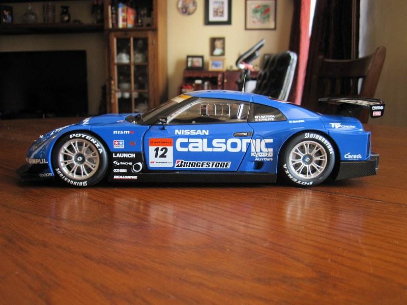 revew_Autoart Nissan GT-R Super GT