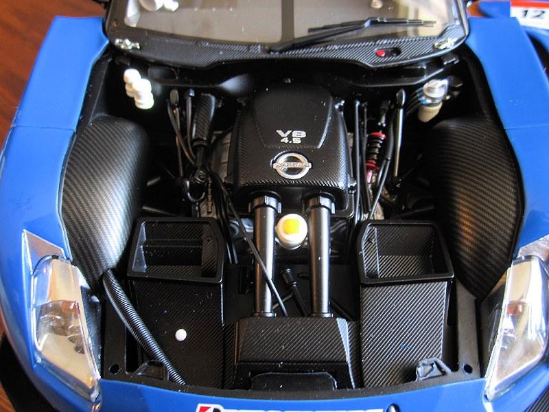 revew_Autoart Nissan GT-R Super GT15