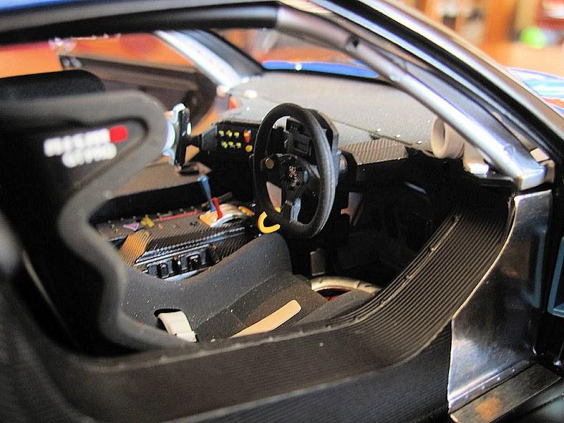 revew_Autoart Nissan GT-R Super GT22