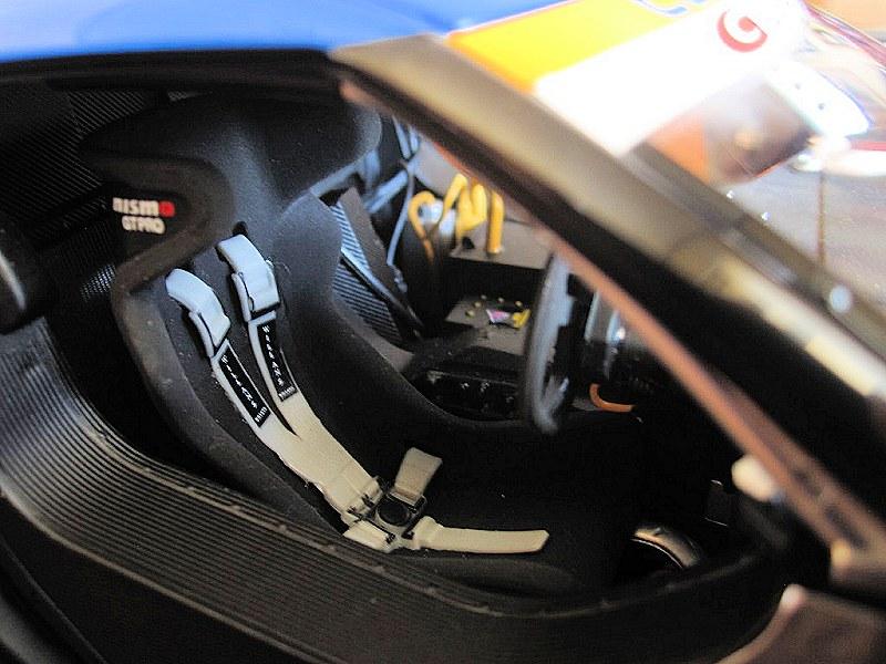 revew_Autoart Nissan GT-R Super GT24