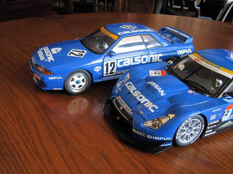 revew_Autoart Nissan GT-R Super GT26