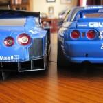 revew_Autoart Nissan GT-R Super GT27