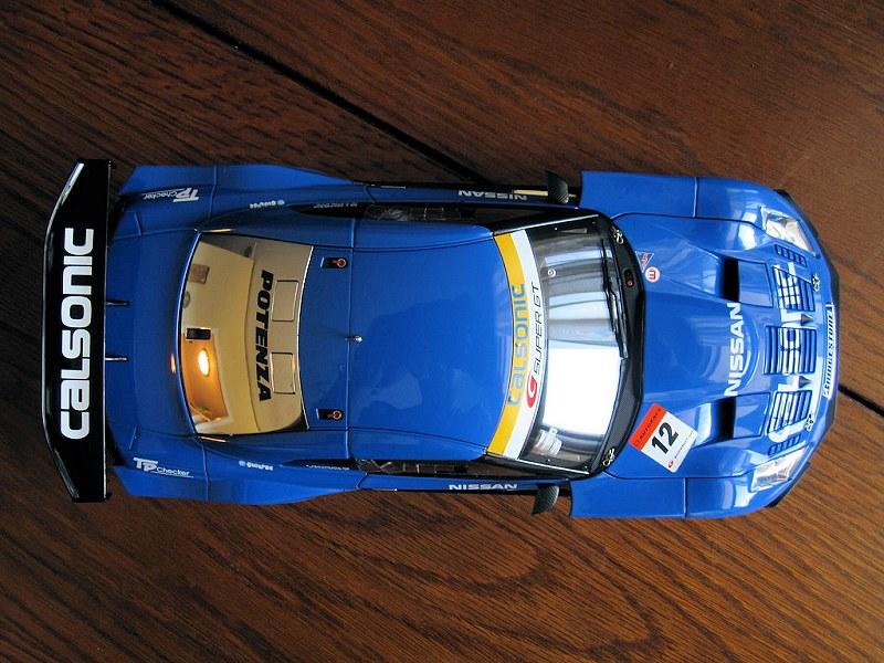 revew_Autoart Nissan GT-R Super GT29