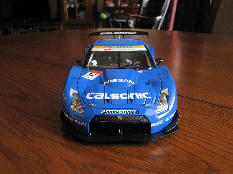revew_Autoart Nissan GT-R Super GT3