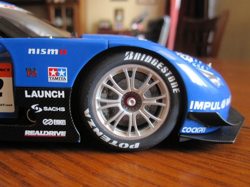 revew_Autoart Nissan GT-R Super GT30
