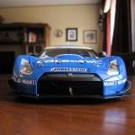 revew_Autoart Nissan GT-R Super GT4