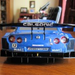 revew_Autoart Nissan GT-R Super GT6