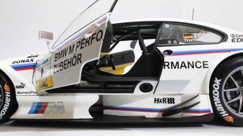 Minichamps BMW M3 DTM 2012 #1 M. Tomczyk13