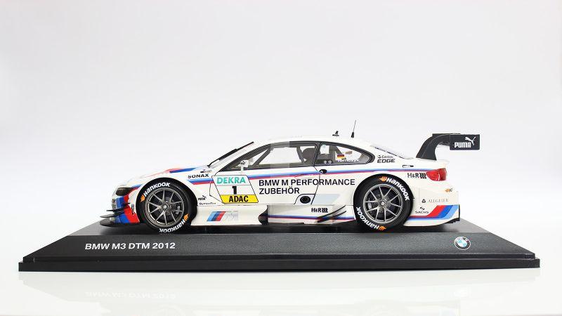 Minichamps BMW M3 DTM 2012 #1 M. Tomczyk4