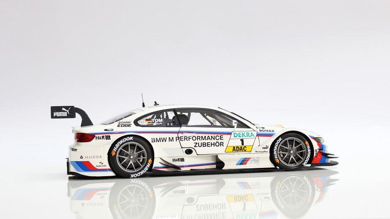 Minichamps BMW M3 DTM 2012 #1 M. Tomczyk6