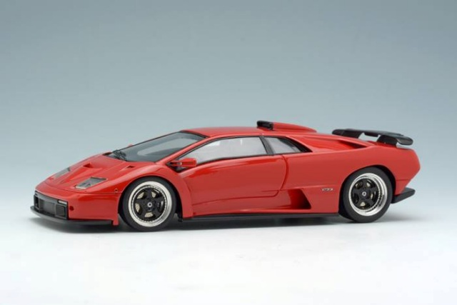 Make Up New Variants Lamborghini Diablo Gt Diecastsociety Com