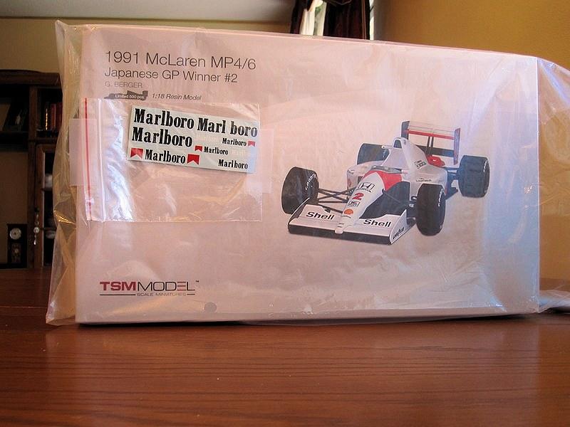 TSM McLaren MP46r