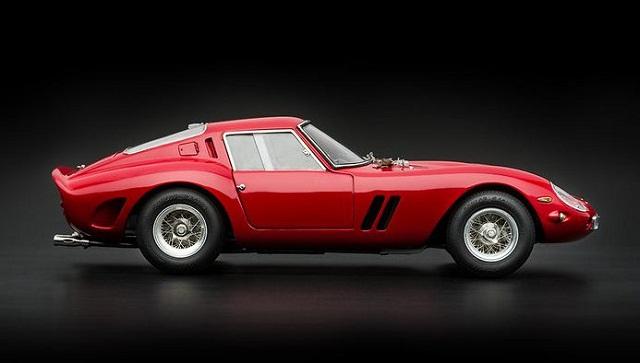 Figur für 1:18 CMC Ferrari 250 GTO GT   MR VERY RARE! 2 Enzo Ferrari