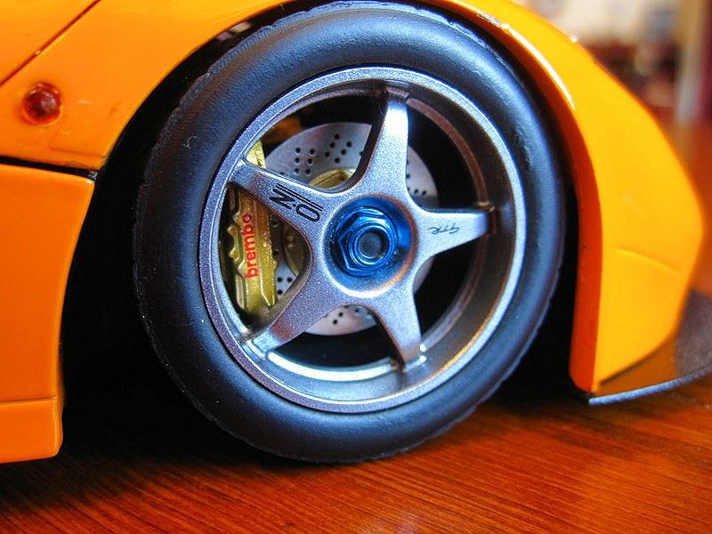 TSM McLaren F1 LM XP115