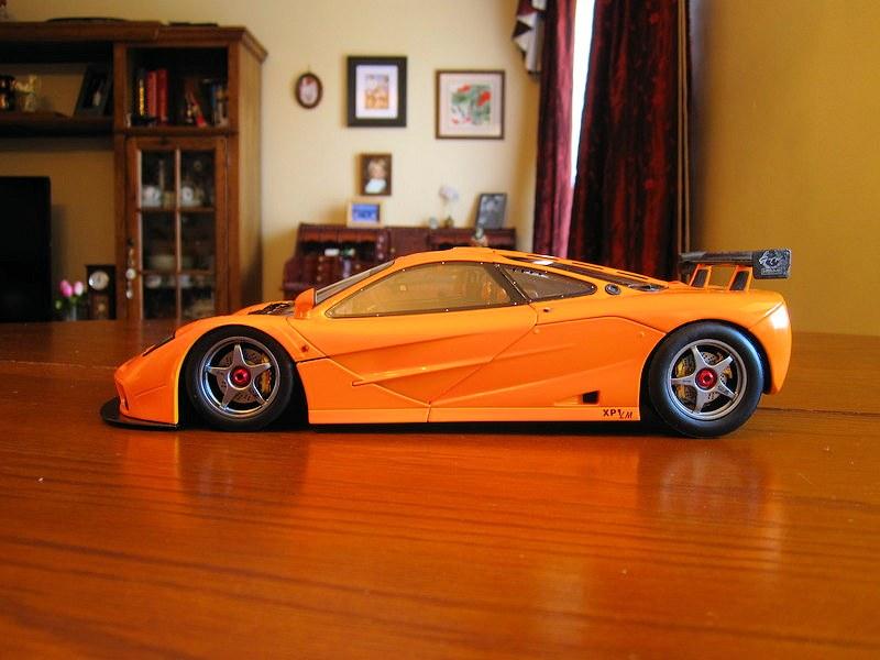 TSM McLaren F1 LM XP130