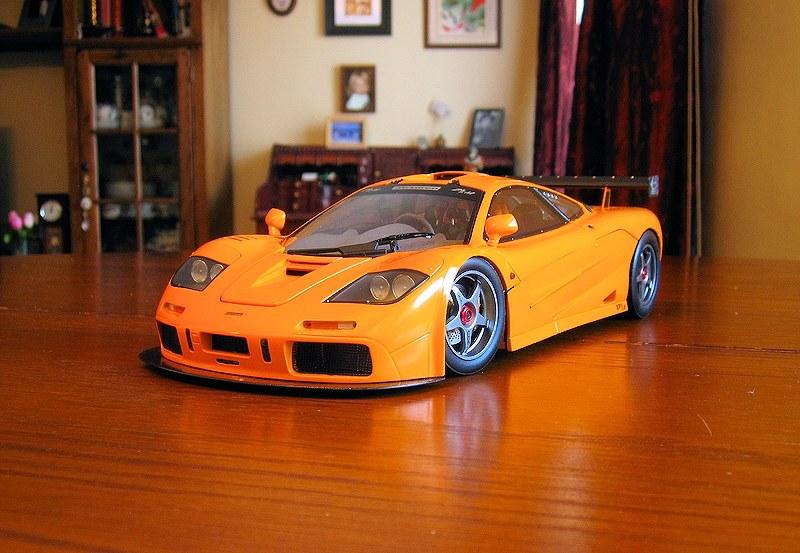 TSM McLaren F1 LM XP132