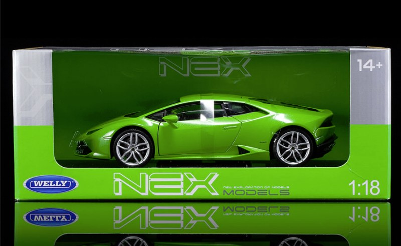 welly_Lamborghini Huracan20