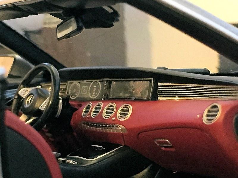 Norev S Class Cabriolet7