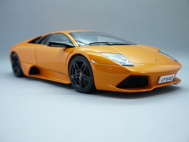 Lamborghini Murcielago LP6402