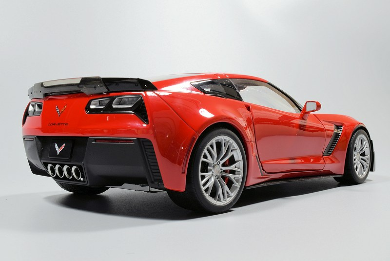 REVIEW: AUTOart Corvette C7 Z06 • DiecastSociety com
