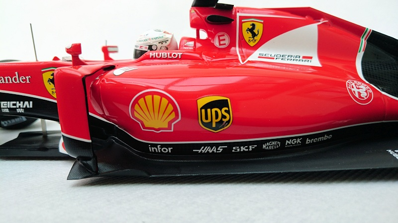 Looksmart 2015 Ferrari SF15-T (2)
