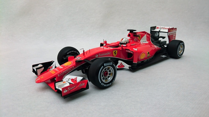 Looksmart 2015 Ferrari SF15-T (5)