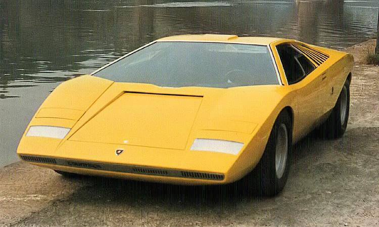 Looksmart Announces The Lamborghini Countach Lp 500 Prototype