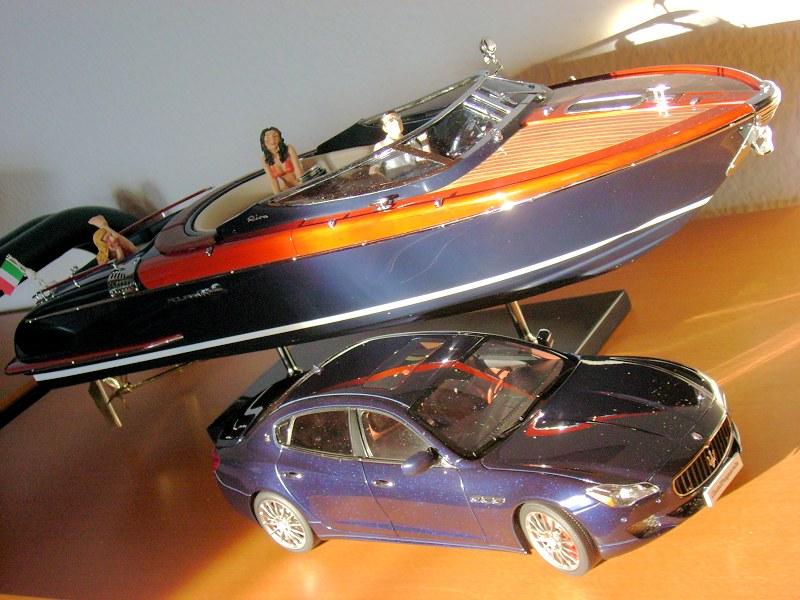 Maserati and Riva (2)