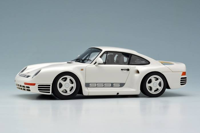 Make Up New Porsche 959 S 1986 Diecastsociety