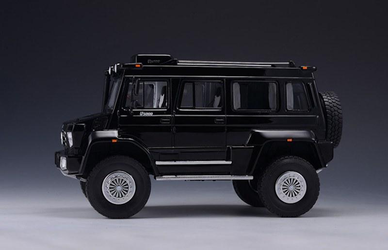 Glm Models New Mercedes Benz Unimog Wagon U5000 Diecastsociety Com