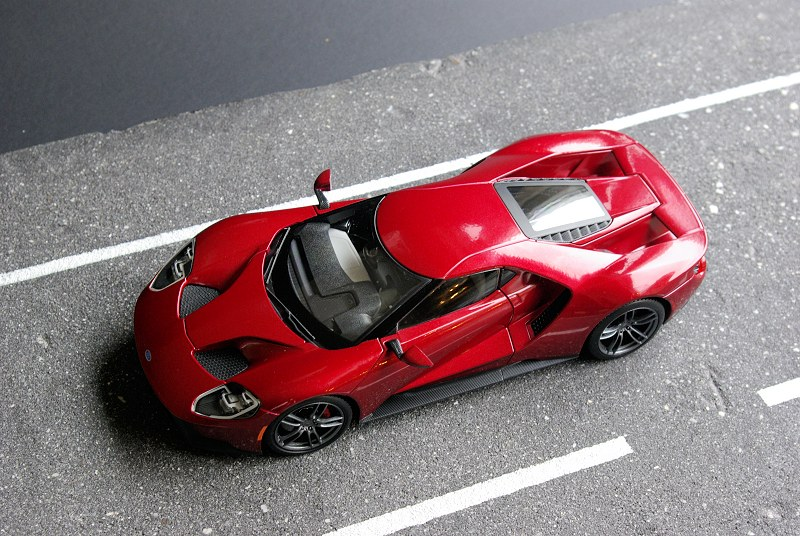 Review Maisto Exclusive  Ford Gt