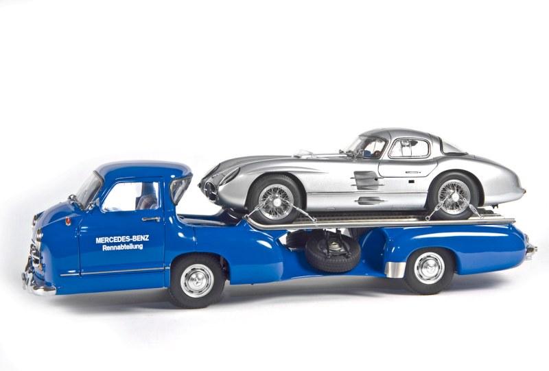 Review Cmc Mercedes Benz The Blue Wonder Diecastsociety Com