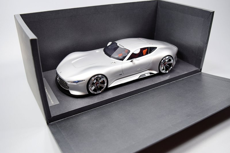 Once That Is Complete, You Remove Four Screws From Underneath The Base To  Set The Model Free! The AMG Vision Gran Turismo From Model 777 Wasnu0027t  Cheap; ...