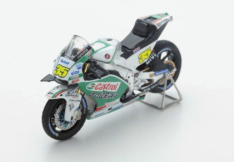 Spark M43009 Ducati GP16 Winner Austrian MotoGP 2016 Andrea Iannone 1//43 Scale