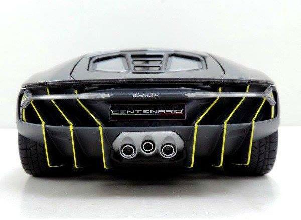 Maisto Special Edition Lamborghini Centenario Diecastsociety Com
