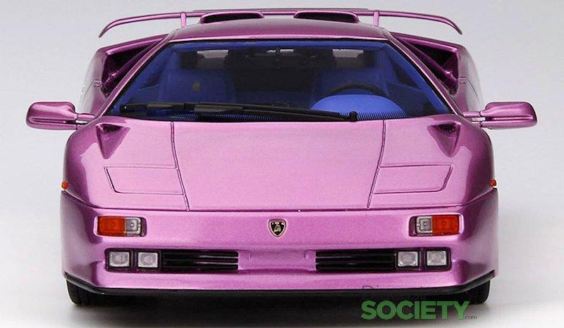 Kyosho Lamborghini Diablo Se30 Jota Violet Diecastsociety Com